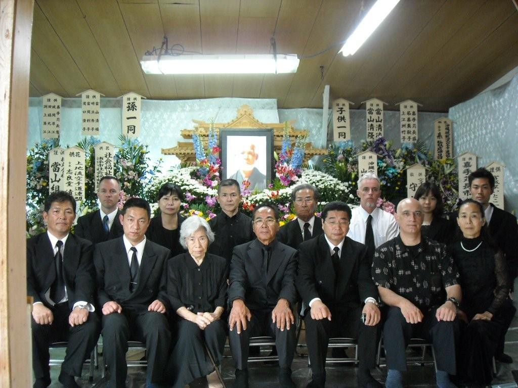 Toyama Family and friends